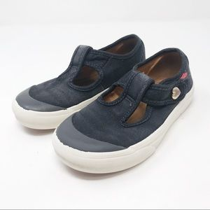 Vans | Black Mary Janes                  T2-251-1
